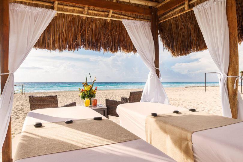 playa gran caribe cancun beach massage 979545