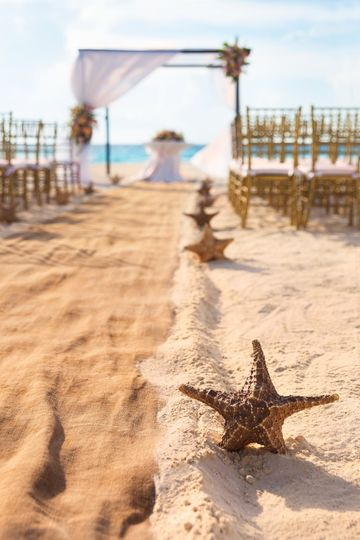 playa gran caribe cancun beach wedding 979283