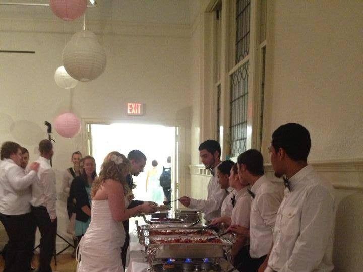 Tmx 1426509093077 106757367808560053115582781307383971663394n York wedding catering