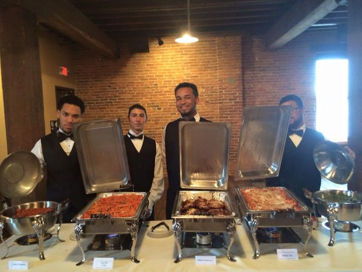 Tmx 1437418645300 Boys Chafing Dishes York wedding catering