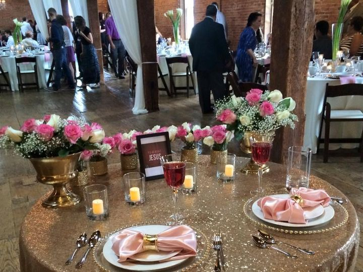 Tmx 1437418667462 Bride And Groom Table York wedding catering