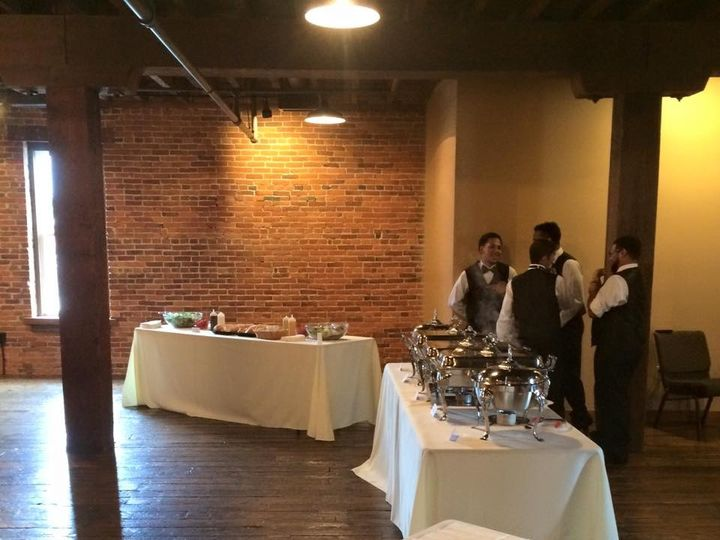 Tmx 1437418792599 Nonnas Surita Setup York wedding catering