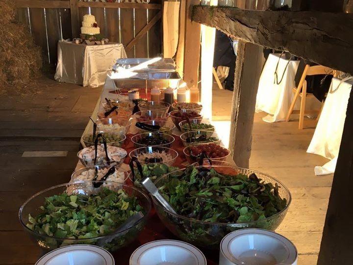 Tmx 1445785971609 Saladbar York wedding catering