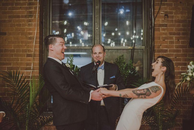 Wedding pronunciation