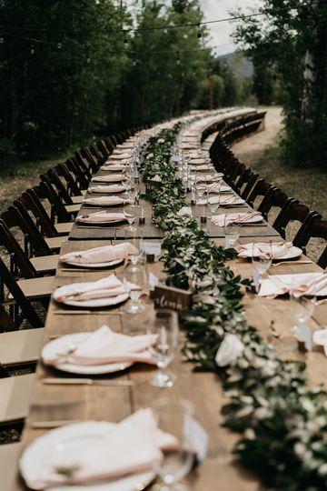 Colorado, Outdoor Wedding