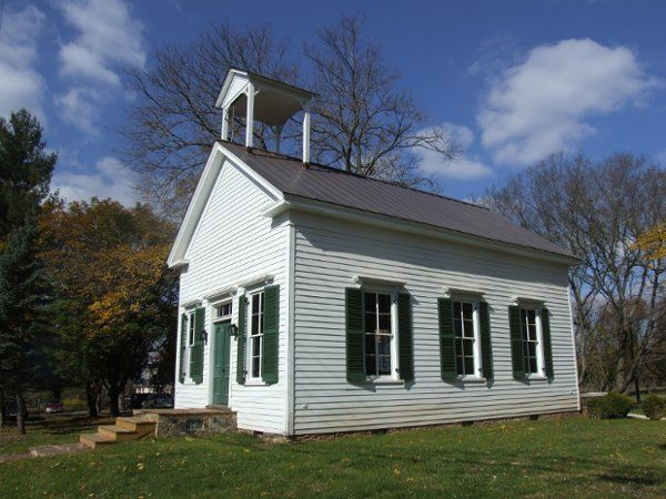 This quaint church was built in 1875 and is the perfect location for a small to moderately-sized...