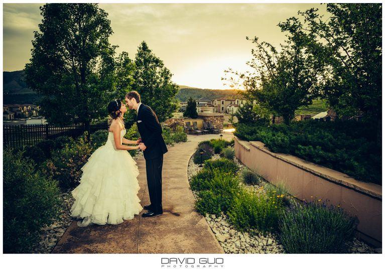 denver botanic garden solterra wedding photography