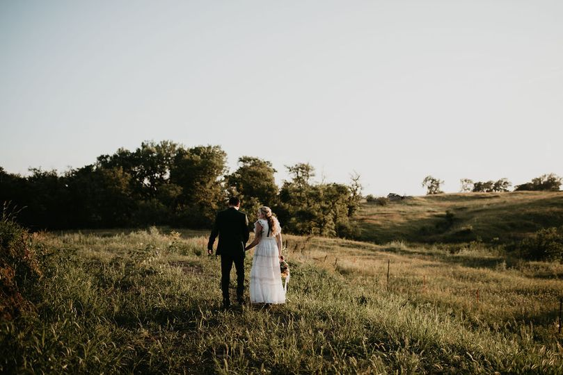 Buffalo Ridge Wedding