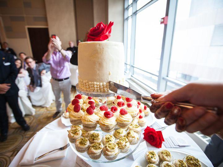 Tmx 1367941692418 Amy Cake Jackson Heights wedding cake