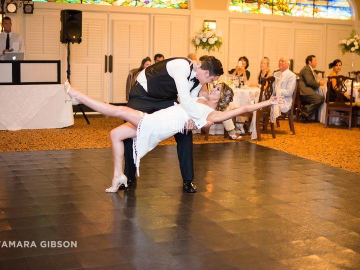 Tmx 1503519099547 Allenjadethewedding07092016bytamaragibsonphotograp Tampa, FL wedding dj