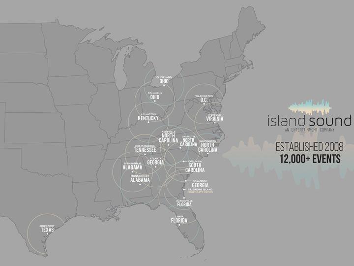 Tmx Islandsound Reachmap 3 12 20 51 155232 158404559520374 Tampa, FL wedding dj