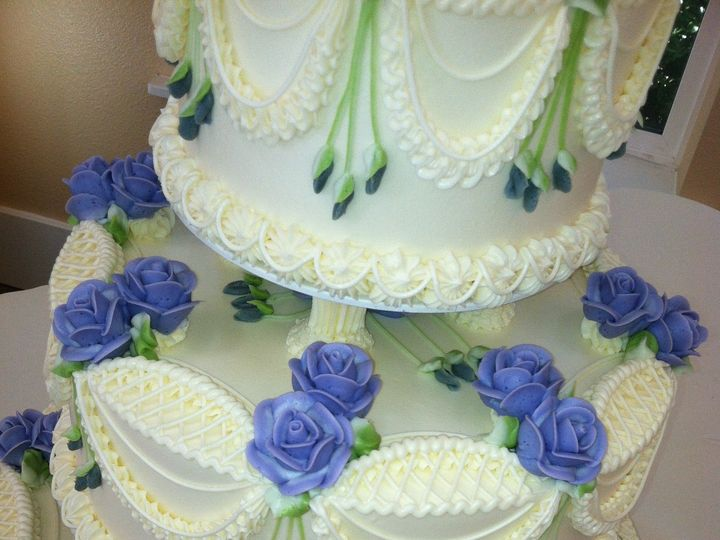 Tmx 1375302186717 Beaverton Bakery Ballerina Close Up Beaverton, OR wedding cake
