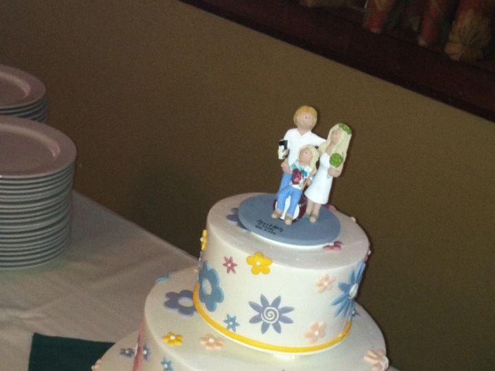 Tmx 1375303101950 Beaverton Bakery Petula Cake 2 Beaverton, OR wedding cake