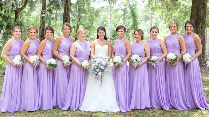 White Weddings Dress Amp Attire Valdosta Ga Weddingwire