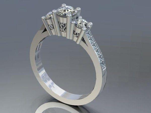 Tmx 1240431653859 AnniversaryRing Lutherville Timonium wedding jewelry