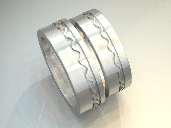 Tmx 1240431666984 HisHersMatchingBands Lutherville Timonium wedding jewelry