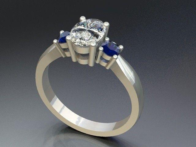 Tmx 1390595816781 Diamond  Sapphire Rin Lutherville Timonium wedding jewelry