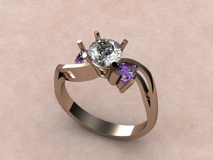 Tmx 1390595835683 Kuwazaki Ros Lutherville Timonium wedding jewelry
