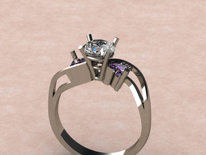 Tmx 1390595838554 Kuwazaki Whit Lutherville Timonium wedding jewelry