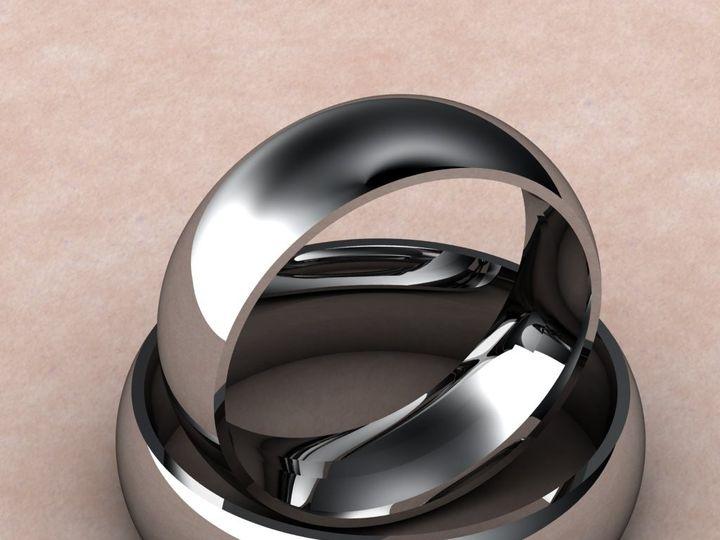 Tmx 1390596155784 Platinum Mens Band Lutherville Timonium wedding jewelry