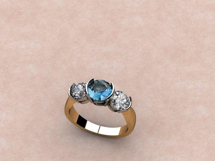 Tmx 1435331879745 Donna Bloom Lutherville Timonium wedding jewelry