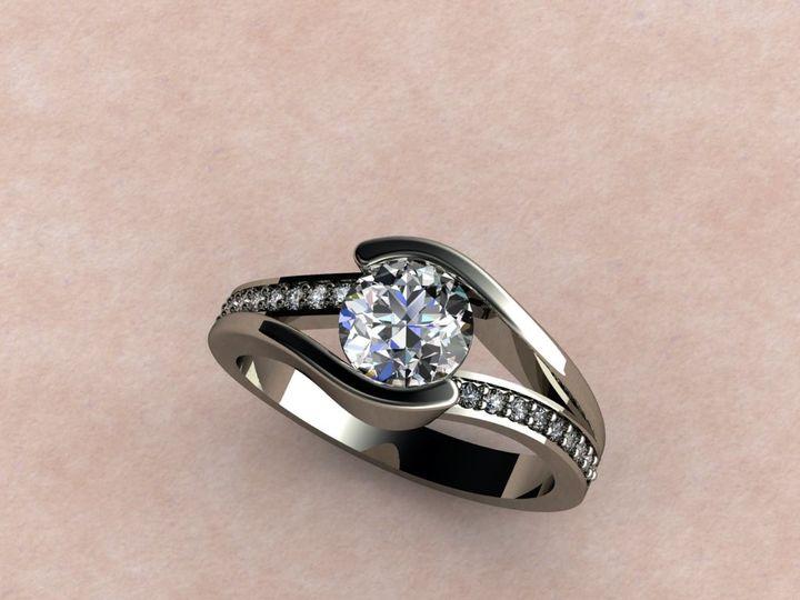 Tmx 1435332412075 Newman 2 Lutherville Timonium wedding jewelry