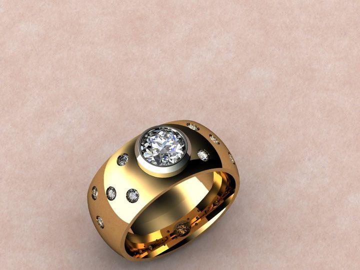 Tmx 1435332451876 Band Design Proposal Lutherville Timonium wedding jewelry