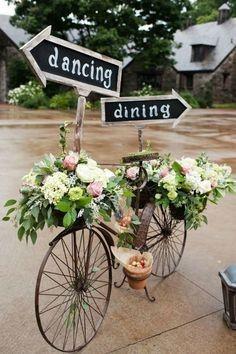 Bike decoration