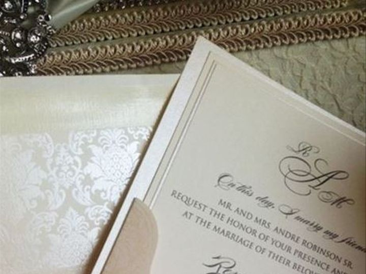 Tmx 1415220707913 7 Hicksville, New York wedding invitation