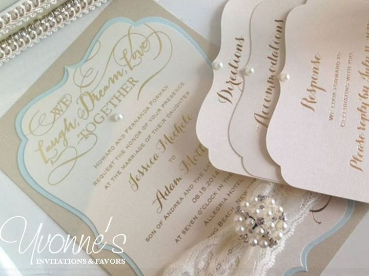 Tmx 1415220720247 11 Hicksville, New York wedding invitation