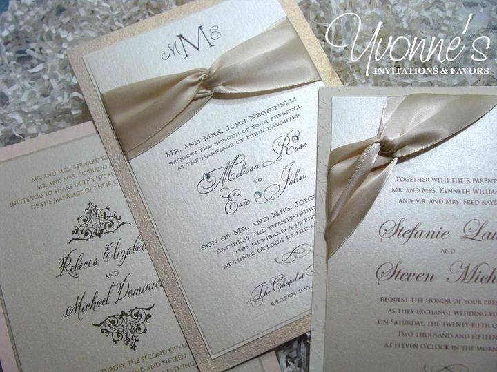 Tmx 1497556884279 Cb1 Hicksville, New York wedding invitation