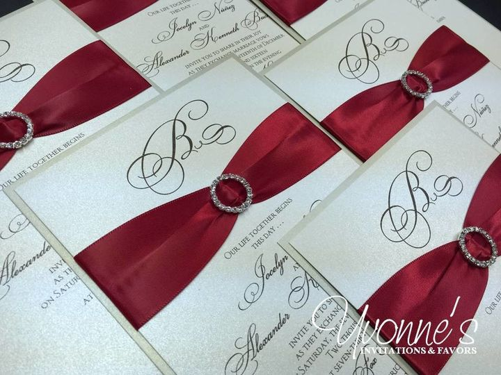 Tmx 1497556990031 Apple Red Invitation  Hicksville, New York wedding invitation