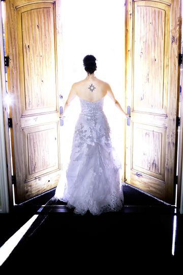 A glorious wedding