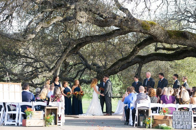 Oak Tree Ceremony Site
