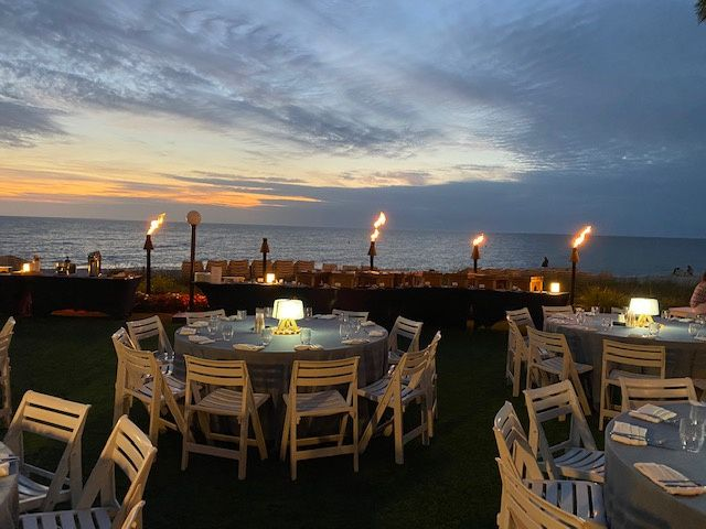 Sunset Rehearsal Dinner
