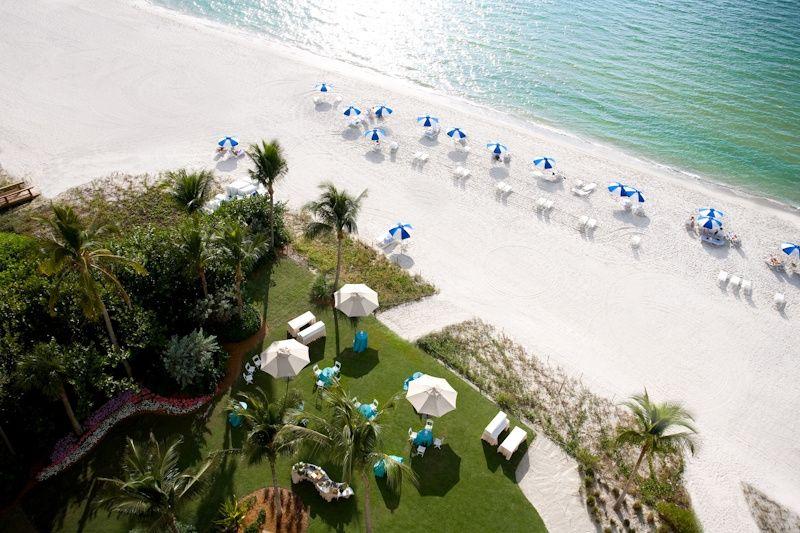 Gulf Lawn & South Beach
