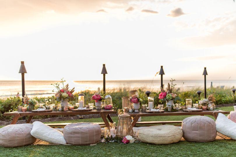 Gulf Lawn Dinner