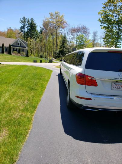 Mercedes GLS Limousine
