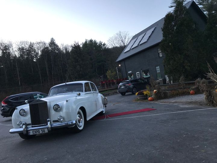 Rolls Royce in Plymouth NH