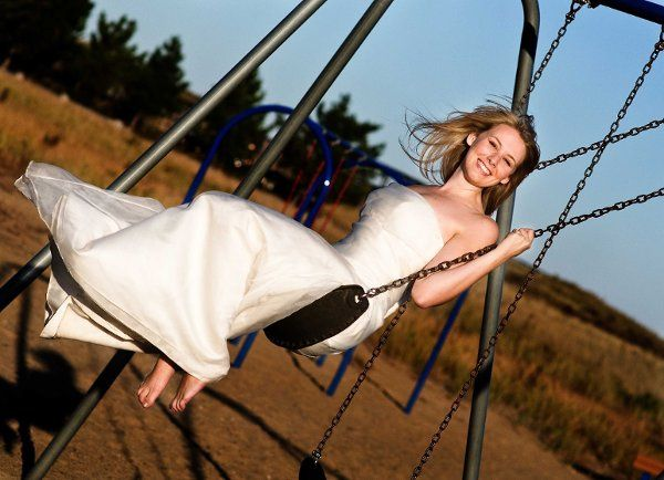 Put the dress of your dreams back on for one last time and shoot some amazing images without...