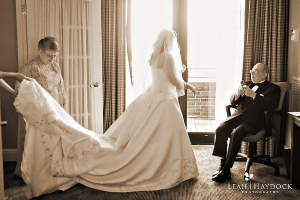Boston Hyatt Wedding