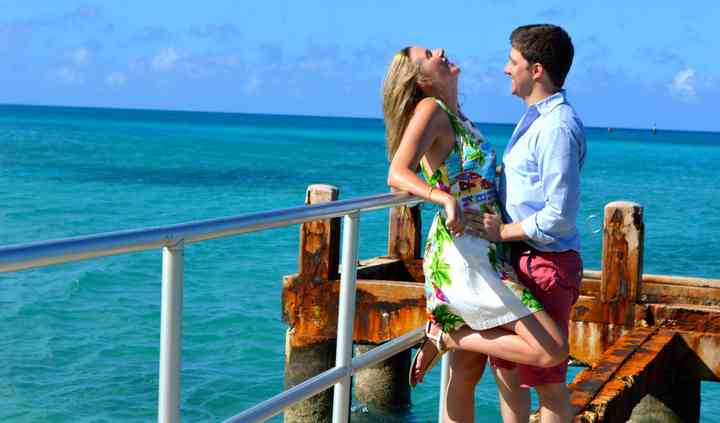 Destination Wedding Bermuda