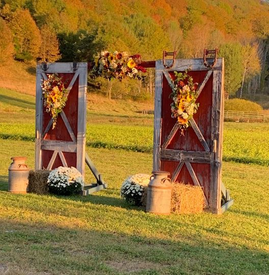 Hogs Hollow Wedding