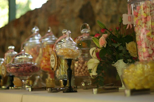 Inventory items ~ candy bar vessels...