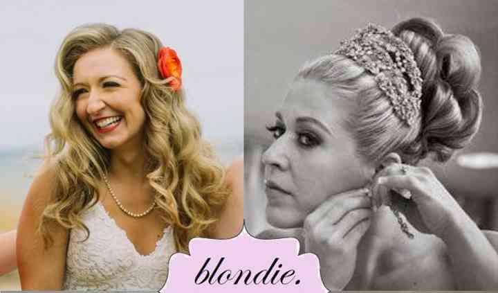 blondie. Bridal Artistry