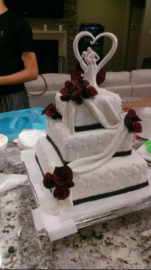 Sweet Sculpting Custom Cakes Imag1411