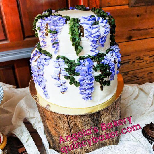 wisteria wedding cake 51 697332