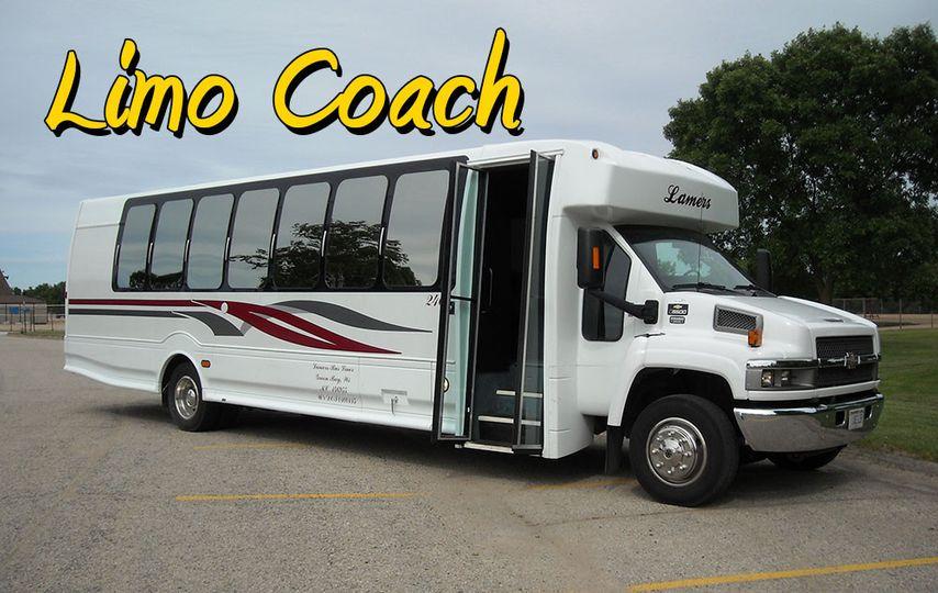 limo coach 1
