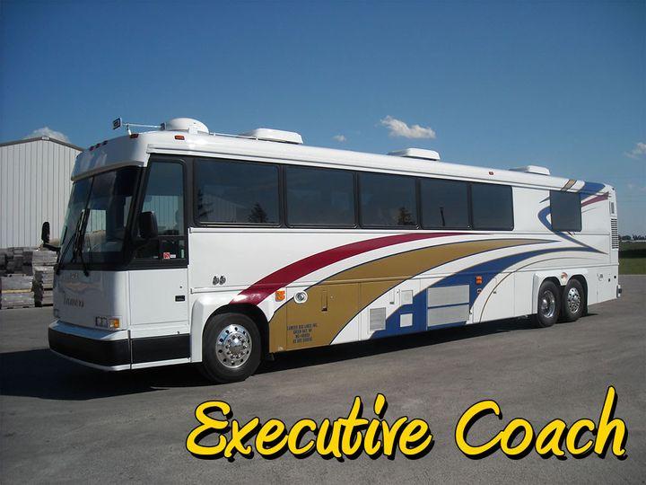 Tmx 1465942306261 Executive Coach 1 Green Bay wedding transportation
