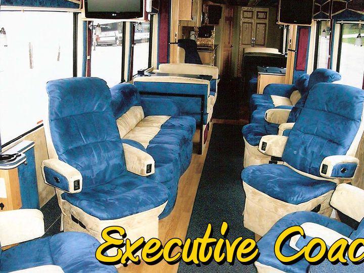 Tmx 1465942306491 Executive Coach 2 Green Bay wedding transportation
